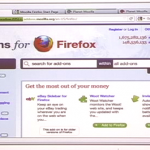 Firefox 4.0 UI concept - May 2010